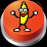 Banana Jelly Rapper Sound Button icon