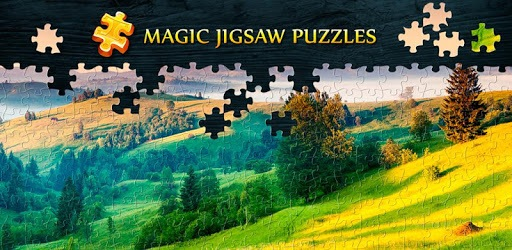 Magic Jigsaw Puzzles pc screenshot