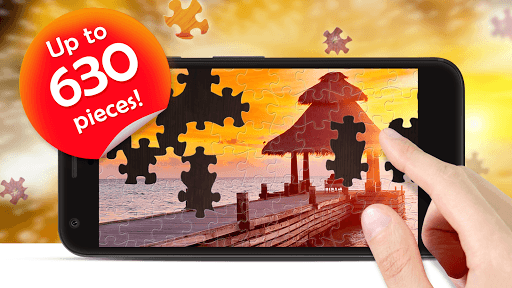 Magic Jigsaw Puzzles APK screenshot 1