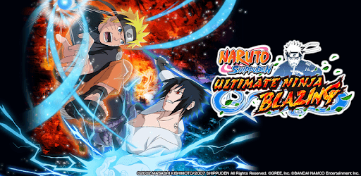 Ultimate Ninja Blazing pc screenshot