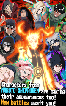 Ultimate Ninja Blazing APK screenshot 1