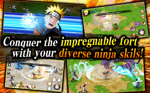 NARUTO X BORUTO NINJA VOLTAGE APK screenshot 1