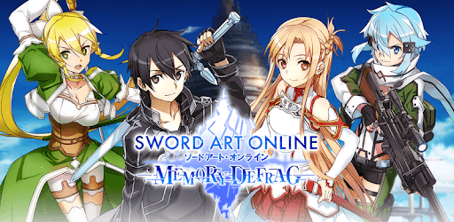 SWORD ART ONLINE:Memory Defrag pc screenshot