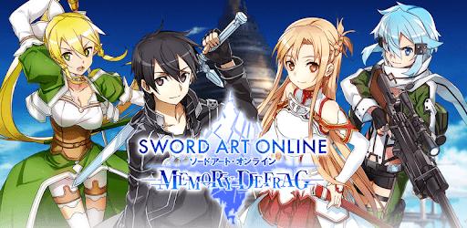 SWORD ART ONLINE:Memory Defrag pc screenshot