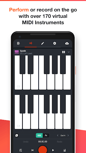 BandLab – Music Recording Studio & Social Network APK screenshot 1