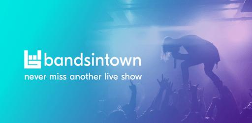 Bandsintown Concerts pc screenshot