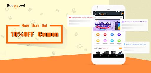 Banggood - Easy Online Shopping pc screenshot