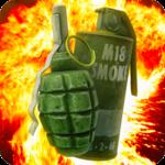 Grenade in Phone Simulator icon