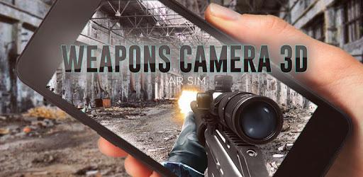 Weapons Camera 3D AR Sim pc screenshot