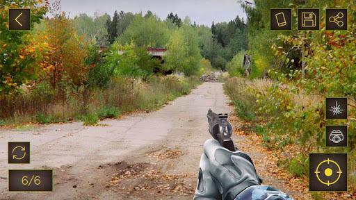 Weapons Camera 3D AR Sim APK screenshot 1
