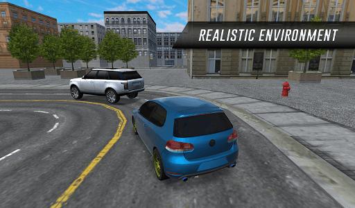 City Car Driving APK screenshot 1