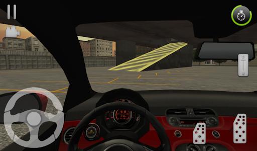 City Car Parking 3D APK screenshot 1