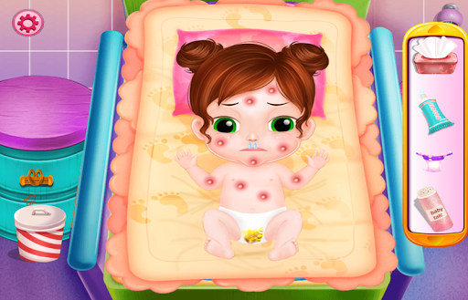 Baby Care Babysitter & Daycare APK screenshot 1