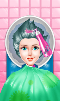 Fashion Hair Salon - Kids Game APK screenshot 1