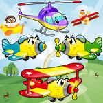 Airplane Games for Toddlers icon