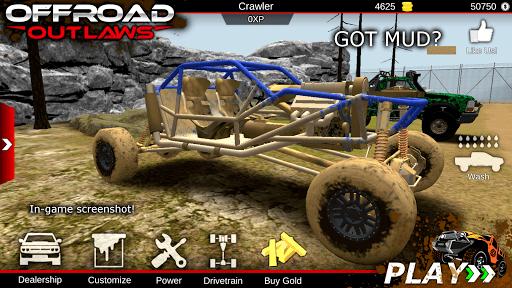 Offroad Outlaws APK screenshot 1