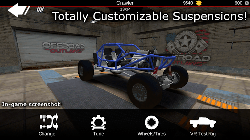 Offroad Outlaws APK screenshot 1