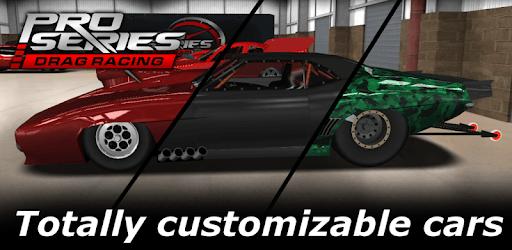 Pro Series Drag Racing pc screenshot