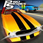 Pro Series Drag Racing APK icon