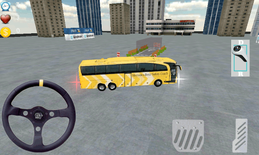 Speed Parking 3D APK screenshot 1