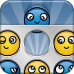 4 Baviux in a row icon