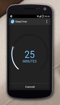 Sleep Timer (Music&Screen Off) APK screenshot 1