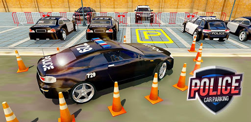 Police Car Parking Adventure 3D pc screenshot