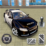 Police Car Parking Adventure 3D icon