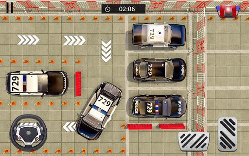 Police Car Parking Adventure 3D APK screenshot 1
