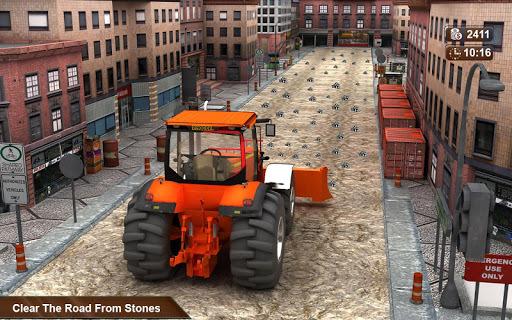 City Road Builder 2018 APK screenshot 1