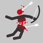 🎯 Stickman Archers: Bloody Rampage icon