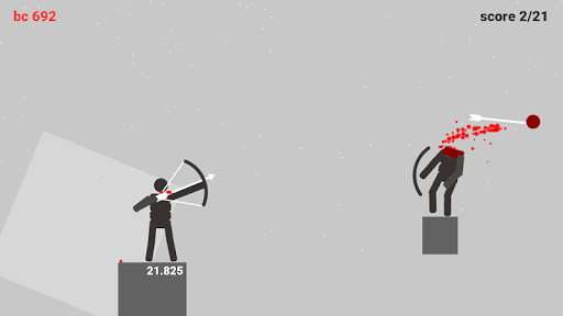 🎯 Stickman Archers: Bloody Rampage APK screenshot 1