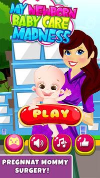 My Newborn Baby Care Madness APK screenshot 1