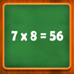Learn multiplication table icon