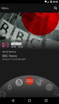 BBC iPlayer Radio APK screenshot 1