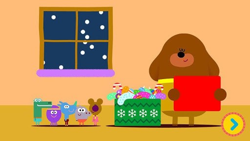 Hey Duggee: The Tinsel Badge APK screenshot 1