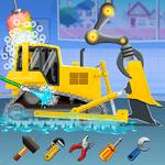Kids Truck Games: Car Wash & Road Adventure icon