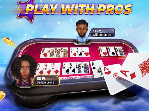 Gin Rummy Stars - Play Free Online Rummy Card Game APK screenshot 1
