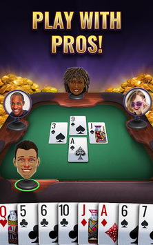Spades Royale with Dwyane Wade APK screenshot 1