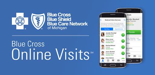 BCBSM Online Visits pc screenshot