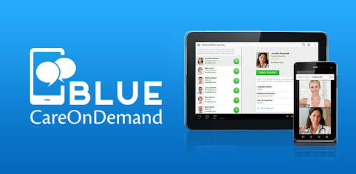 Blue CareOnDemand – See a Doctor Online pc screenshot