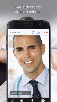 Blue CareOnDemand – See a Doctor Online APK screenshot 1