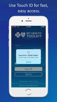 My Health Toolkit® APK screenshot 1