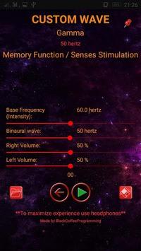 Brain Wave Therapy (Binaural) APK screenshot 1