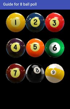 Free Coins Guide for 8 ball pool APK screenshot 1