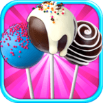 Cake Pop Maker - Cooking Games icon
