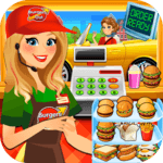 Drive Thru Simulator Kids Free APK icon