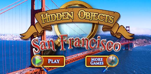 Hidden Object San Francisco pc screenshot