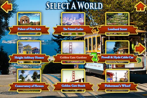 Hidden Object San Francisco APK screenshot 1