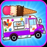 Ice Cream Truck Games FREE icon